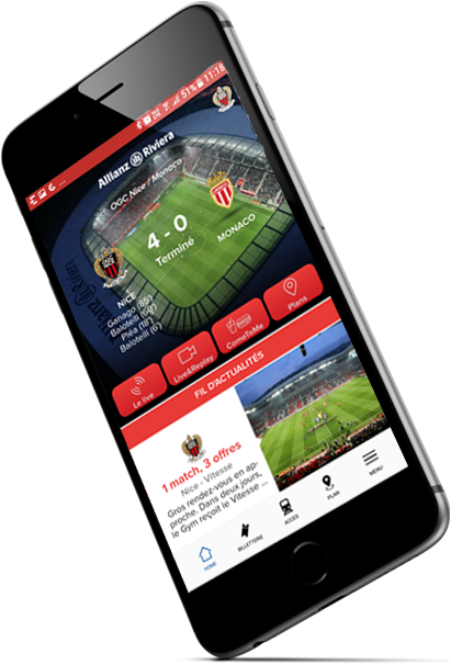 Nouvelle application mobile Allianz Riviera