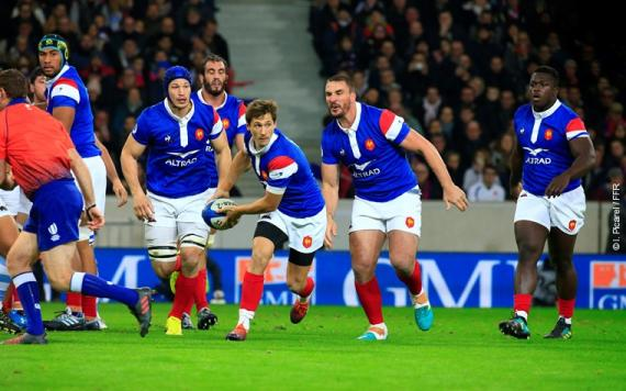 France s National Rugby Team Will Play At The Allianz Riviera In Nice For The First Time Allianz Riviera