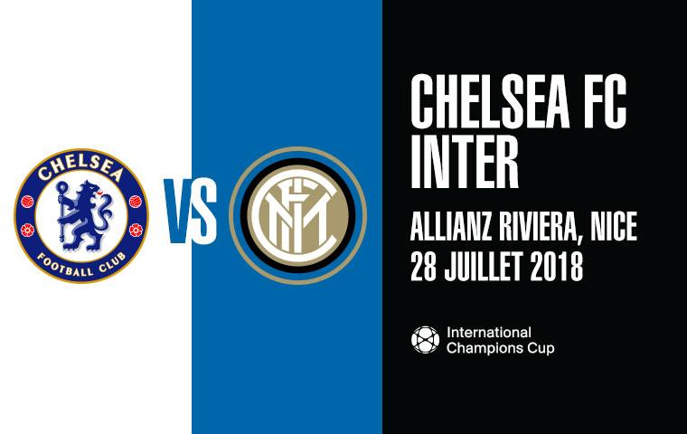 Image result for international champions cup chelsea inter 2018 nice