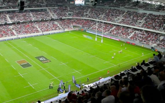 the rct beats clermont ferrand allianz riviera. Black Bedroom Furniture Sets. Home Design Ideas
